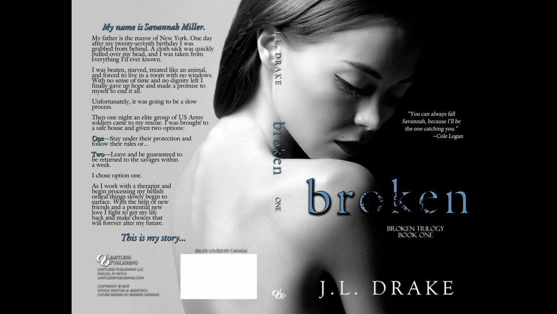 Broken-wrap