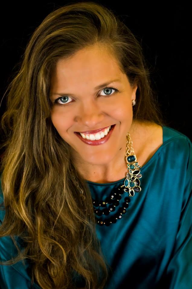 NATASHA BOYD author picture