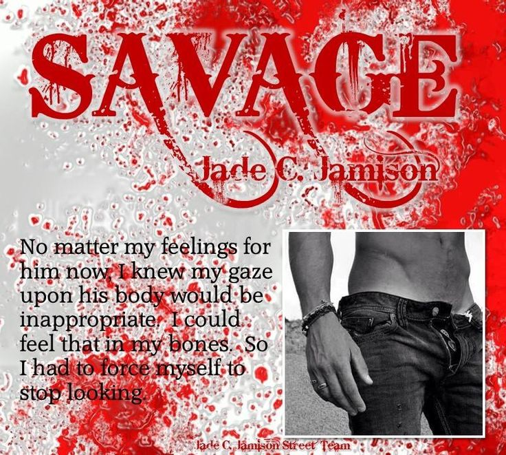 Savage-inappropriate gaze