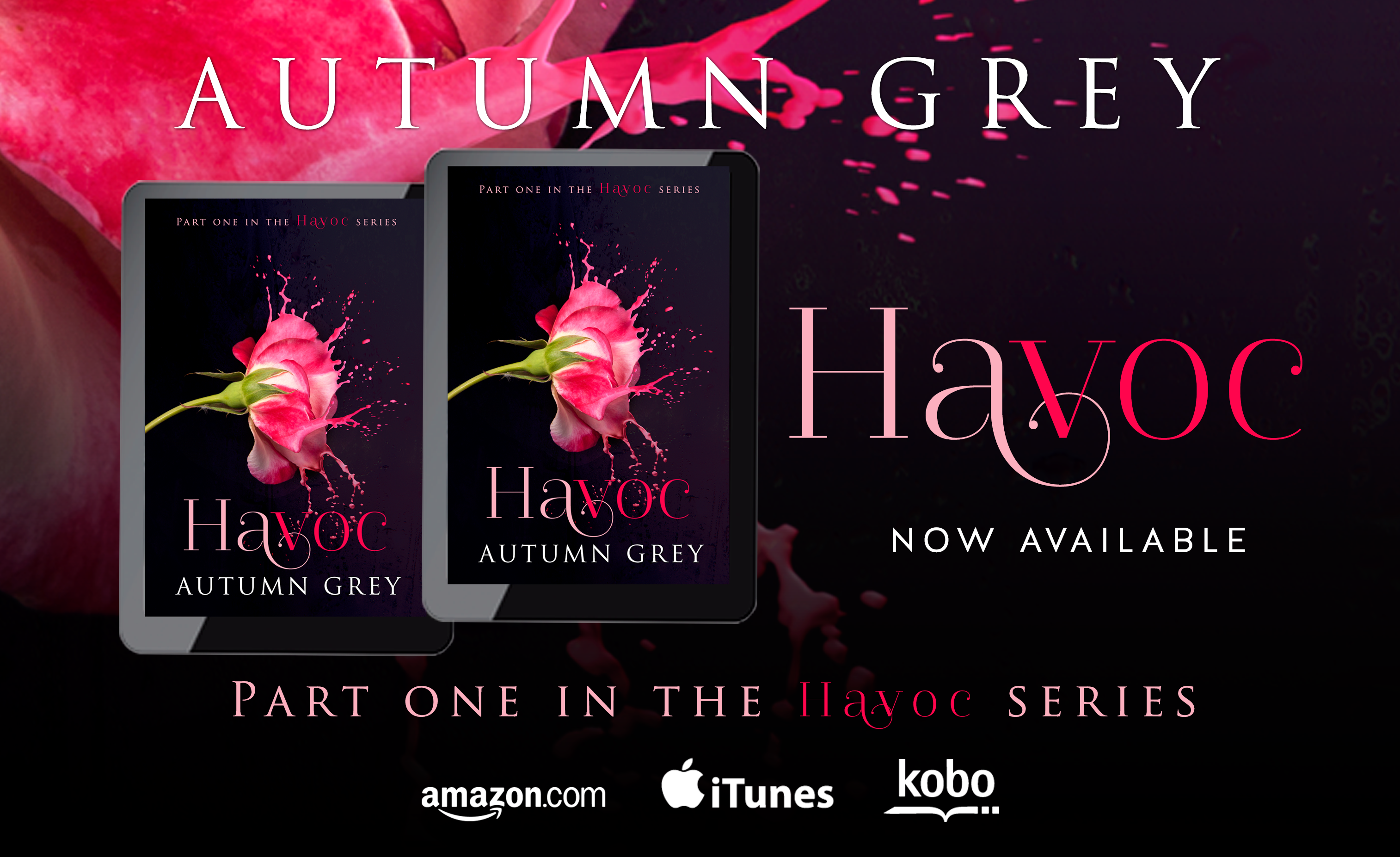 Havoc (Havoc #1) Available Now