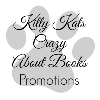 Kitty Kats Crazy About Books Promotions Button #Final x200