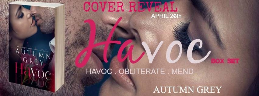 Havoc (Havoc #1) by Autumn Grey Release Day Banner #Final